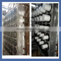 Interchanged cavity for cylinder products mould