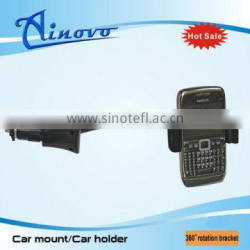 2016 neck design car holder with usb charger for iPhone5,iphone 4 car holder