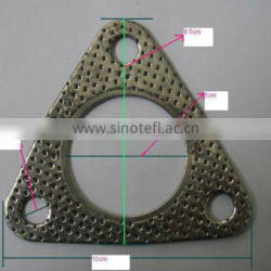 A-class auto exhaust pipe gasket