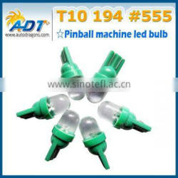 Hot selling pinball led bulb with brilliant beam