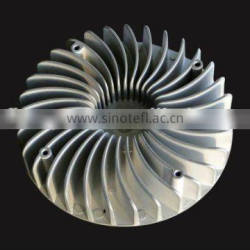 Hot sale ISO certificate 6000 series aluminum casting heat sinks