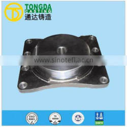 ISO9001 oem train accessories steel casting