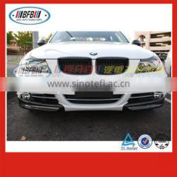 hot selling 3 series FOR Bmw e90 bumper front splitter carbon fiber 2005-2008 cheapest price