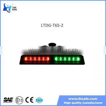 New Collection Interior Visor Linear Led Emergency Vehicle Led Visor Light LTDG-T6S-2