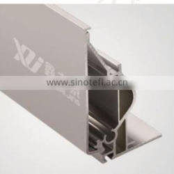 aluminum frame for display