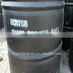 100mm Grinding Ball in Cast & Forged for Cement Clinker
