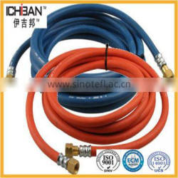 ISO3821 Refrigeration Machine Use freon charging rubber hoses