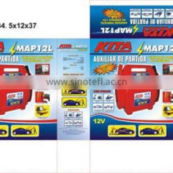 38ah car jump power station wiht lamp ce