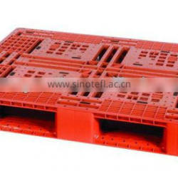 Double faced euro plastic pallet