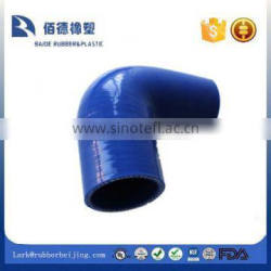 Made in China 90 Degree elbow reducer silicone coupling silicone hose manufacturer