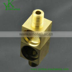 CNC machining part of aluninum,stainless steel,iron, brass,copper of high tolerance