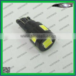 For car use T10 W5W 194 12v 2w 5630SMD led lamp