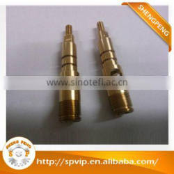Professional customized CNC Machining Parts brass shaft