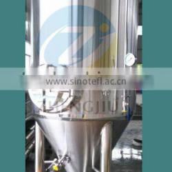 1000L stainless steel conical fermenter