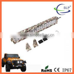 22.5 inch 120 watt Camouflage jungle ATV driving LED light bar