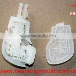 rapid prototyping for plastic injection molded parts