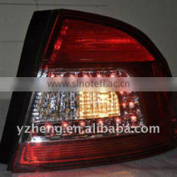 LED tail light for Proton SAGA