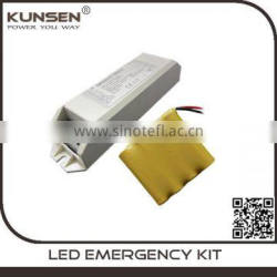 emergence lamp kit and battery pack