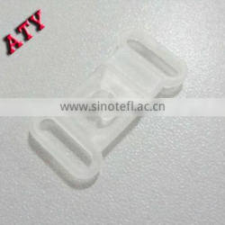 small clear plastic safety buckle