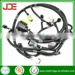 High quality custom ISO electric automotive wire harness