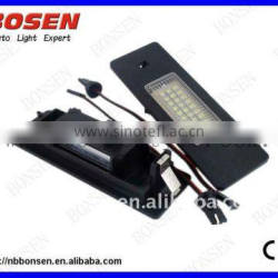 auto led license plate light