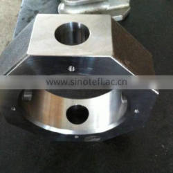 CNC precision machining part ,precision turning parts, machined casting parts