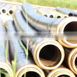 4 Layers Steel wire reinforced cocnrete pump hose manufacturer with reasonable prices