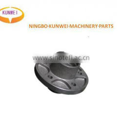 Housing casting, flange casting, auto spare part casting, machine casting part