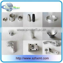 gold electroplated copper machining parts/small mechanical parts/precision machining parts