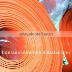 1mm to 50mm thickness Neoprene(CR) Rubber Sheet roll