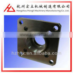 OEM hydraulic cylinder end caps metal fabrication