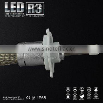 High Power 12V Voltage h4 auto led headlight for sale