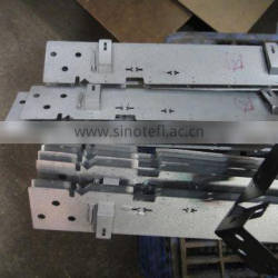 OEM galvanized steel long cable channels