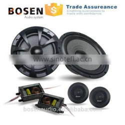 Super installation height professional Converted audio system 6.5inch component car speaker