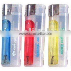 Electronic Lighter with Led