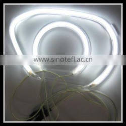 For HONDA CCFL angel eyes for C.I.V.I.C year 2006 LED halo ring headlight kit for Honda 6000K
