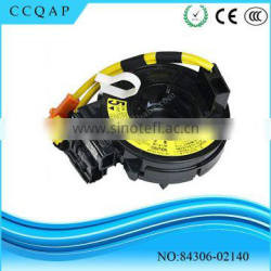 84306-02140 Wholesale best cheap price auto engine electrical airbag spiral cable sub-assy clock spring for toyota