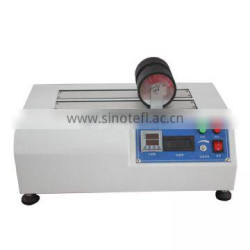 Double Round Electric Adhesive Tape Rolling Roller Testing Machine With Factory Price