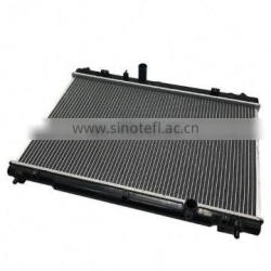 Competitive Price Truck Radiator Fan Blades Brass For Shacman