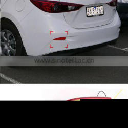 Auto LED Bar Light Tail Lights for Mazda 3 Axela 2013 2014 Rear-end Tail Brake Parking Lights Turn Signal Rearing Warning Lamp