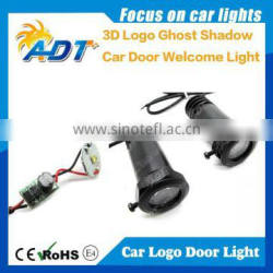 Cr ee 5w logo ghost shadow light for buick