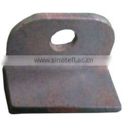 CNC metal stamping and punching parts for machine parts