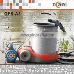 Energy Saving Pressure Washer with 15L folding bucket