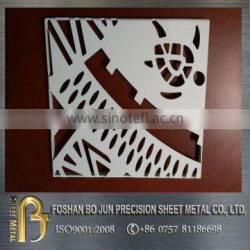 China suppliers manufacturers customized decoration product with precision laser cutting