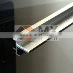 aluminium profile for kitchen cabinet door handle cupboard frame