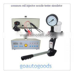 Common Rail Injector Tester Diesel Injector Nozzle Pop Tester kit