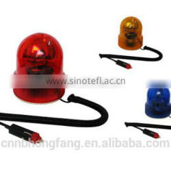 Led remote controlled warning light