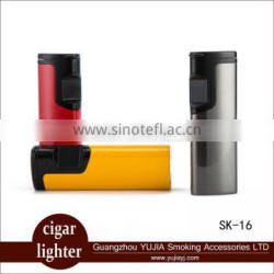 Guangzhou YuJia touch cigar lighter wholesale cigar lighter OEM/ODM lighter sk-16