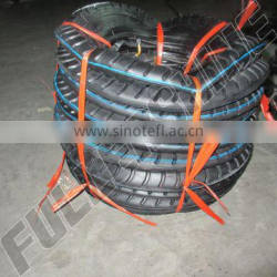 pneumatic wheelbarrow tyre high quality for 3.50-8 8PR with blue line