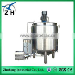 china manufacturer liquid detergent blending tank